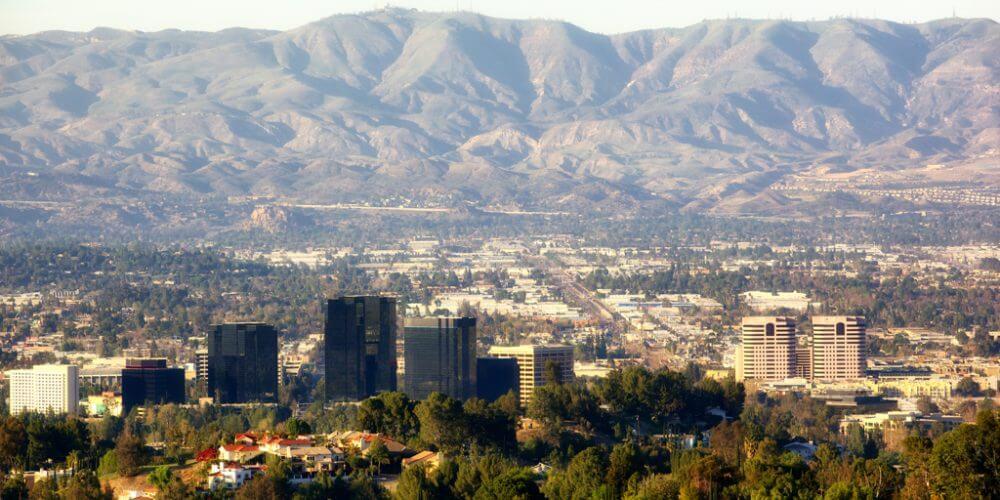 Warner Center San Fernando Valley