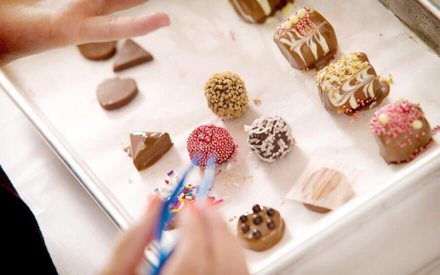 Chocolate Tales Bachelorette Toronto