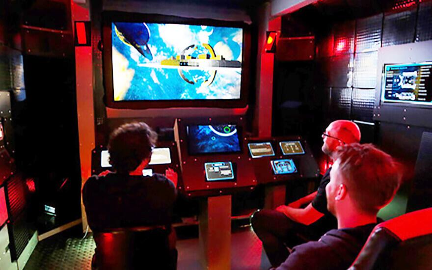 Proxima Command - Toronto Team Building