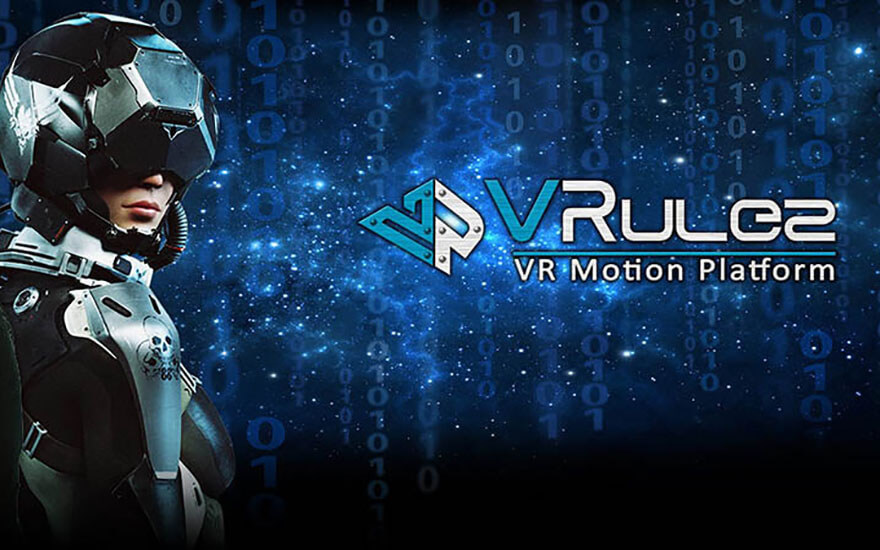 VR Rules team building