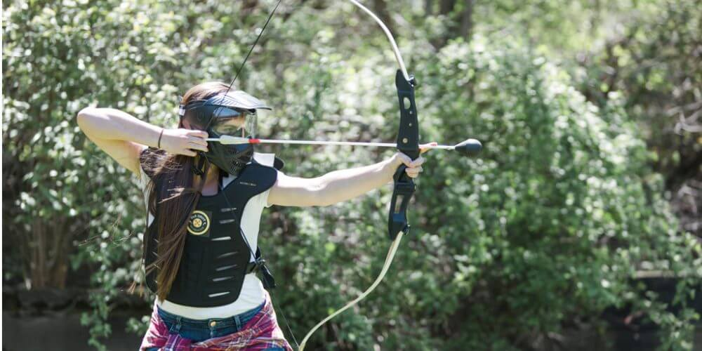 Black Creek archery dodgeball
