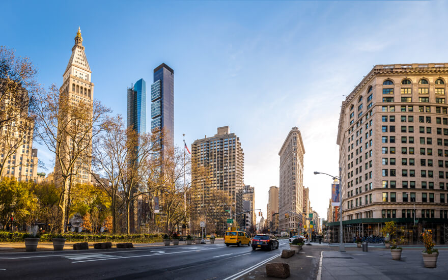 New York walking tours