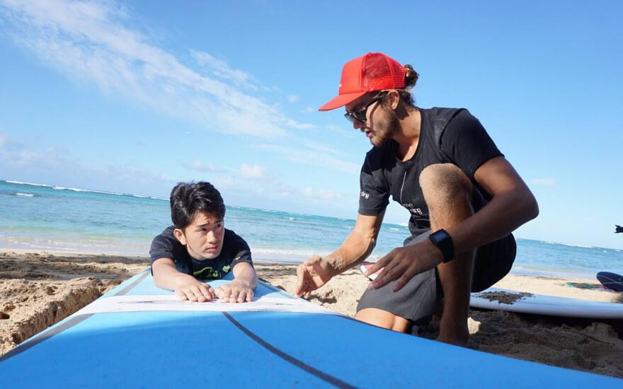 surf lessons waikiki