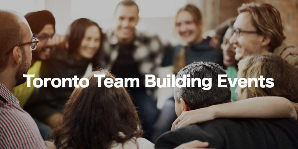 top Toronto team building activities