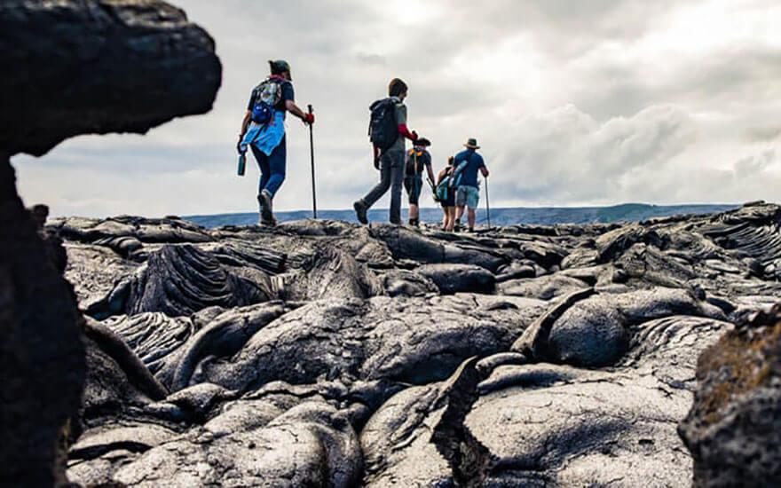 big island guided volcano tour