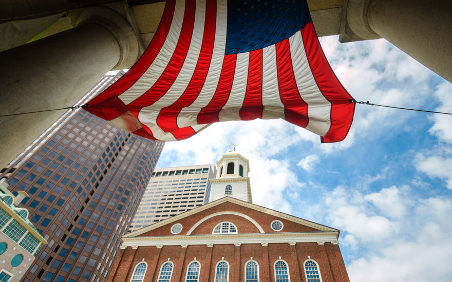 boston freedom trail tour