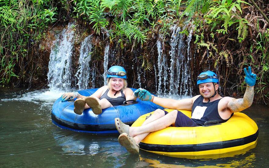 mountain tubing adventure kauai