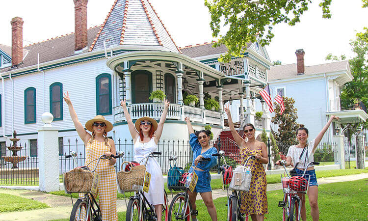 Creole & Crescent Bike Tour