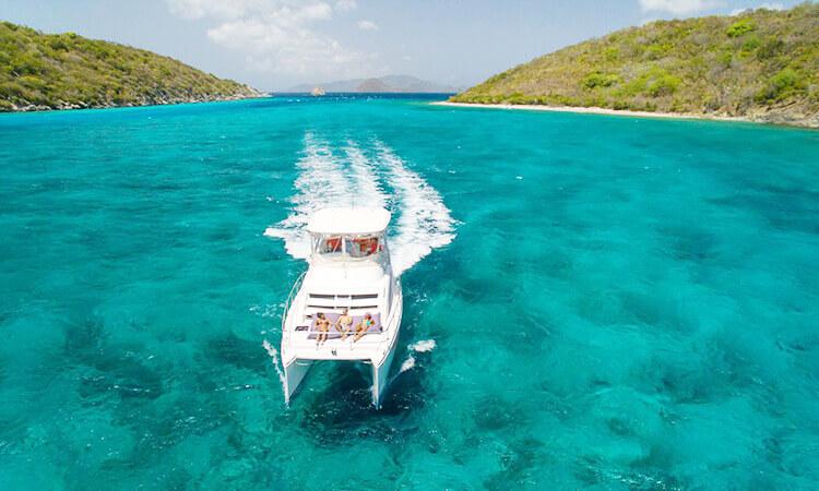 Best of St. John Boat Charter