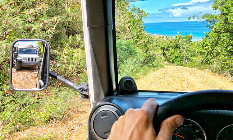 Private Full Day Island Jeep Tour