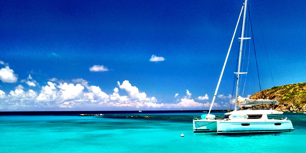 private charters and boat tours in the us virgin islands