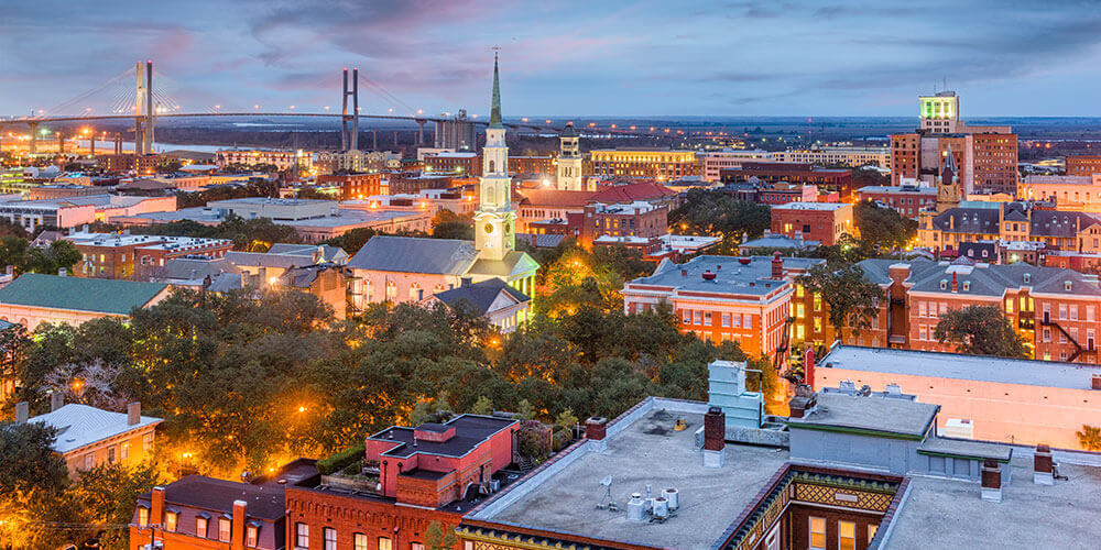 The Best Walking Tours in Savannah Georgia