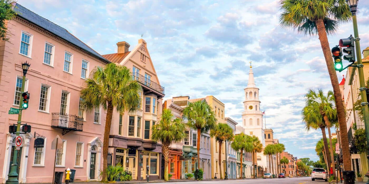 Top Things To Do - Charleston South Carolina