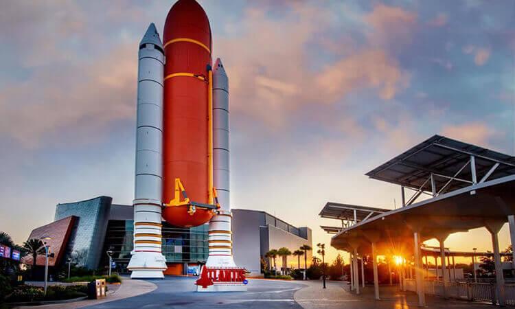 Kennedy Space Center Adventure