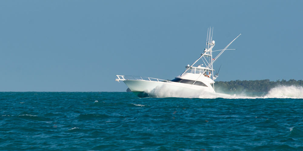 Florida Keys Fishing - Charter Boat