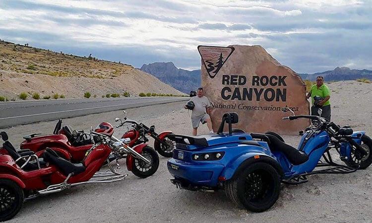 Red Rock Tour with Las Vegas Strip