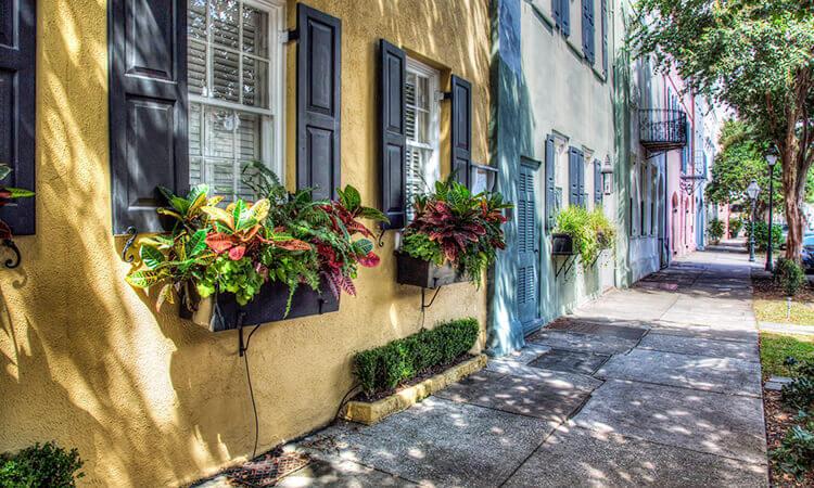 Charleston's Alleys & Hidden Passages