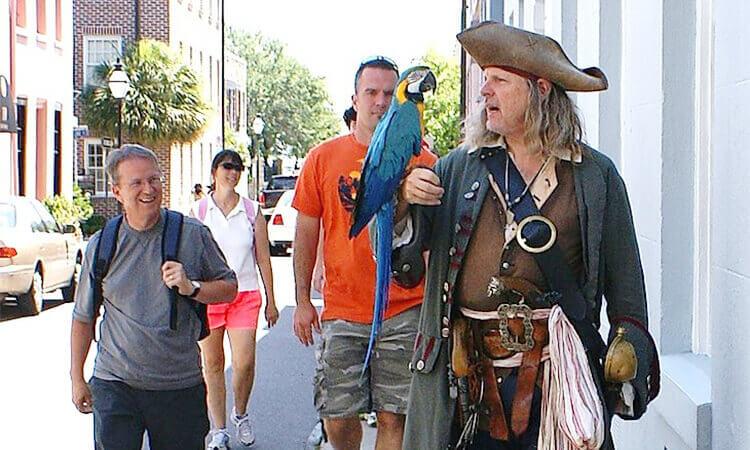 Charleston Pirate Tour