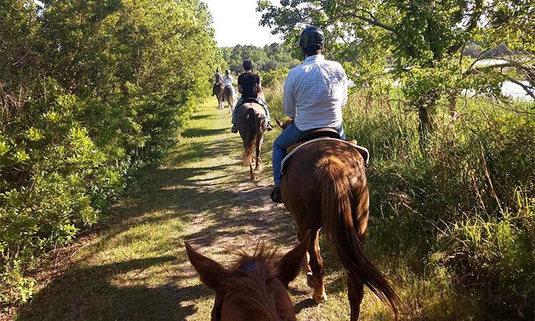 Historic Trail Ride