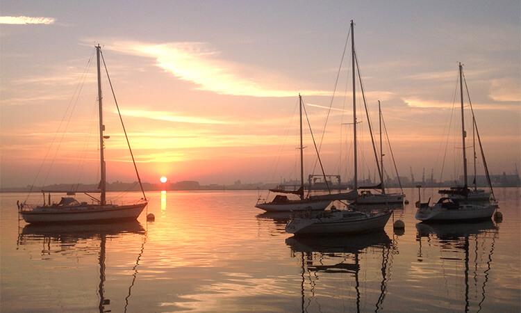 Sunset Harbor Cruise