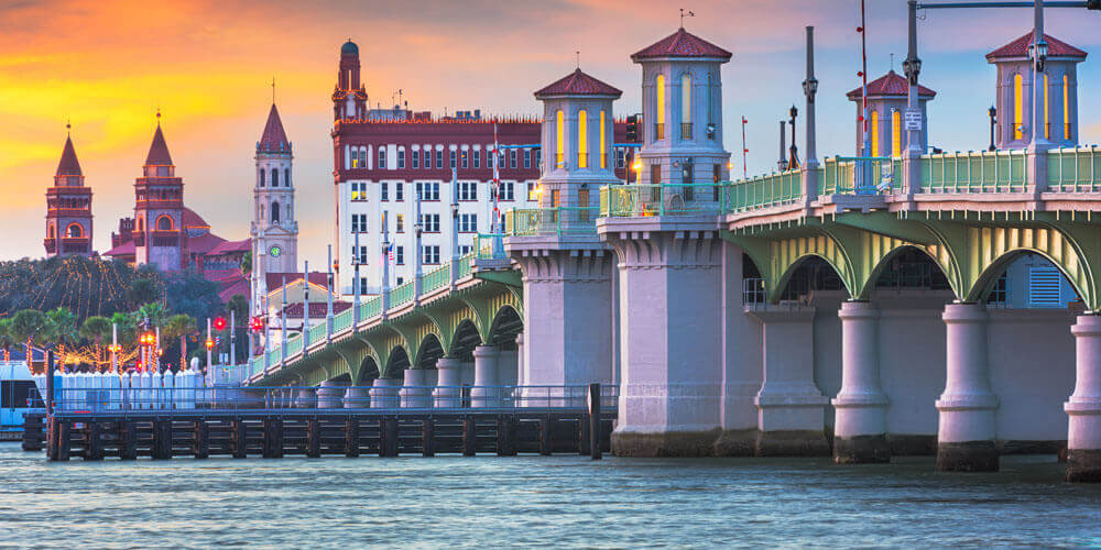 Top 10 Things to Do - Jacksonville & St. Augustine Florida