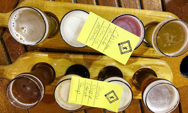 Nashville's Craft Brewery & Distillery Experience