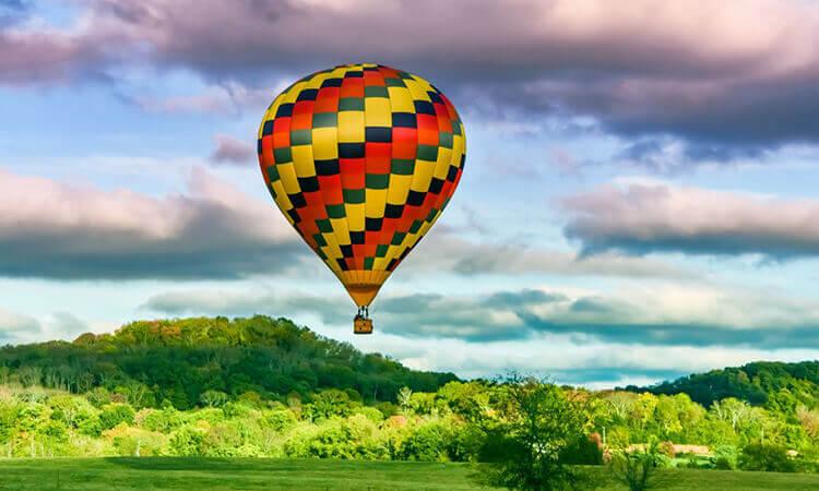 Private Hot Air Balloon Charter