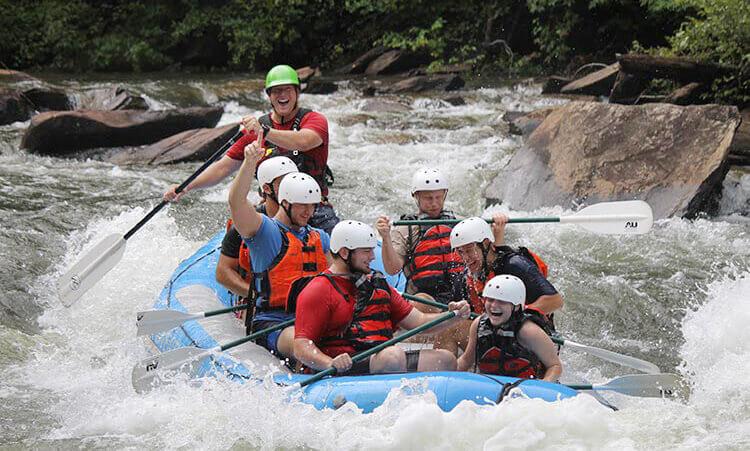 Ocoee Rafting Adventure