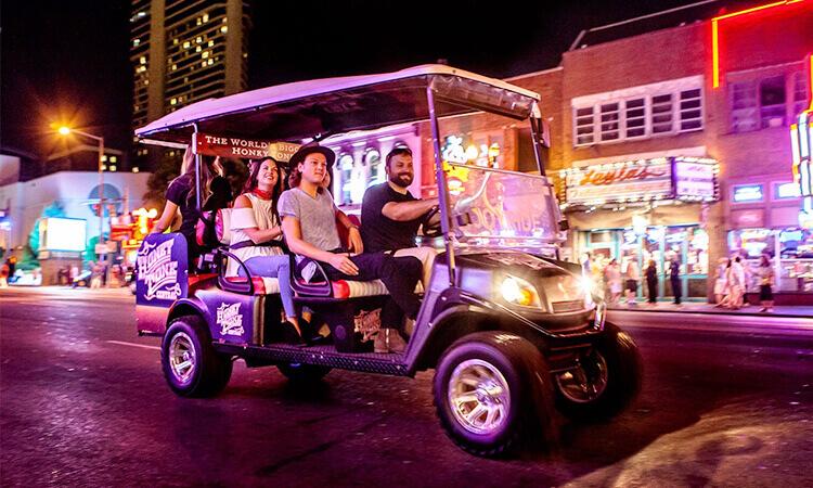 Golf Cart Sightseeing Tour