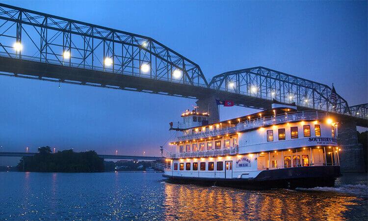 Sunset Riverboat Cruise