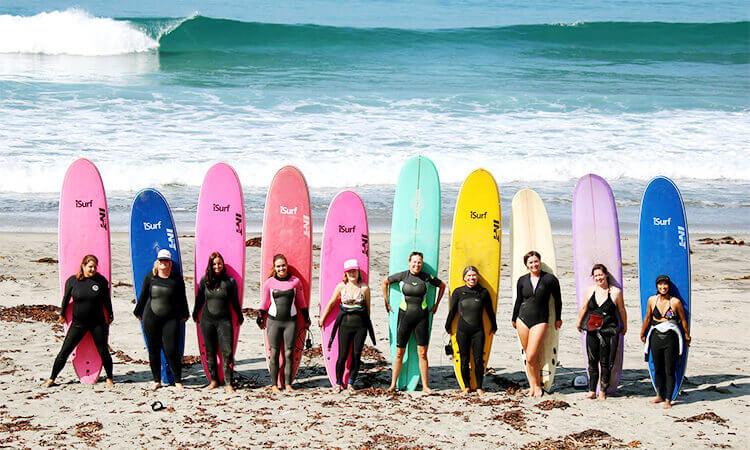 iSurf Santa Barbara Surf Lessons