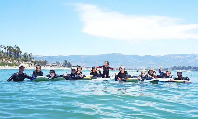 Lovewater Surf School Santa Barbara