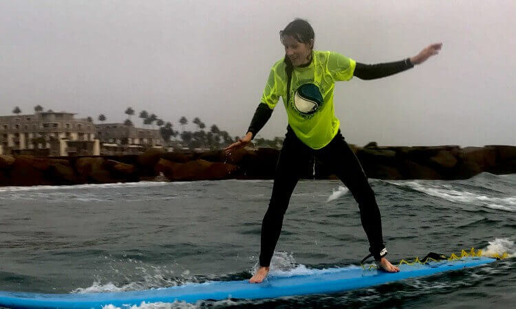 Experience San Diego Surfing Lessons
