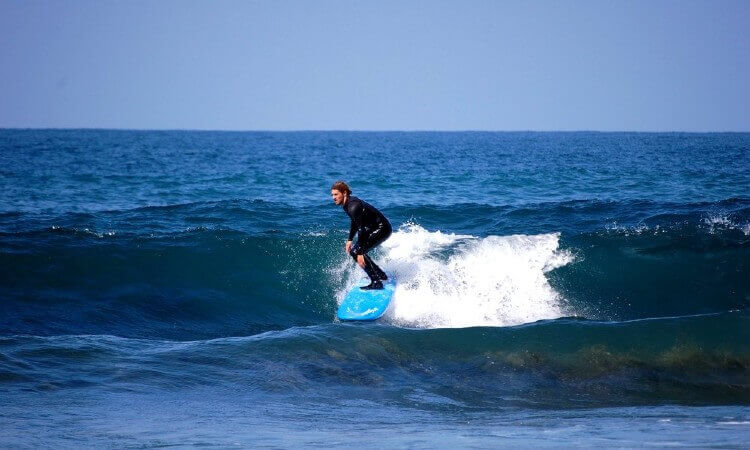 Surf Lessons La Vida Laguna