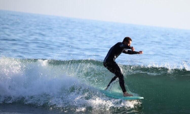 Surf Lessons Laguna Ethos