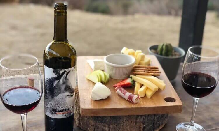 Valle De Guadelupe Wine Tasting
