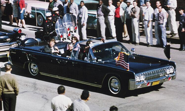 JFK Assassination Bus Tour